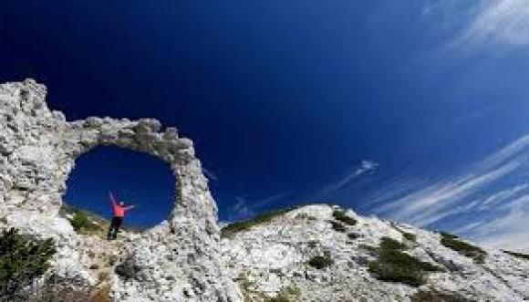 Planinarski dom Vilinac na ruti Via DINARICA